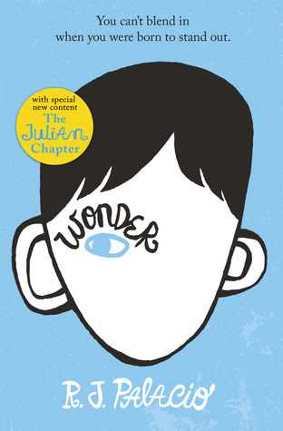 Book Review: Wonder by R.J. Palacio