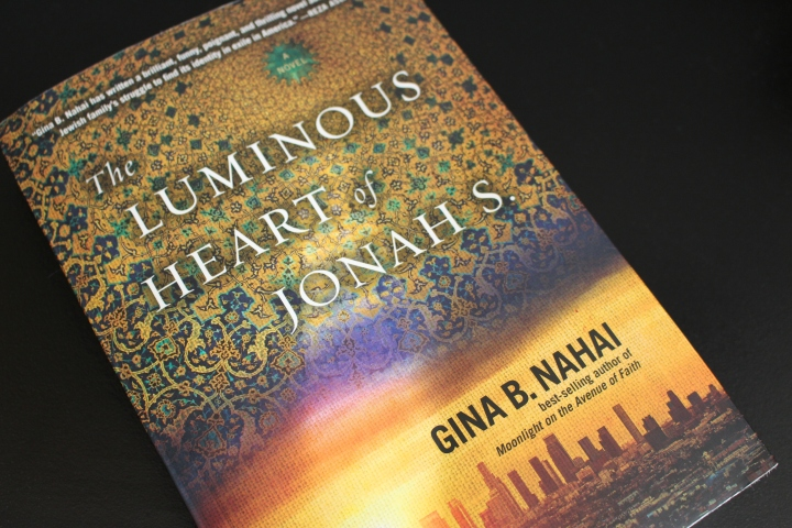 Book Review: The Luminous Heart of Jonah S by Gina B Nahai