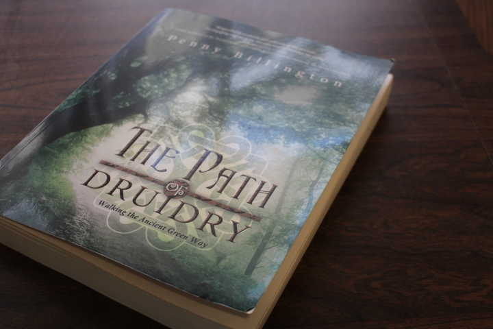 Book Review: The Path of Druidry by Penny Billington