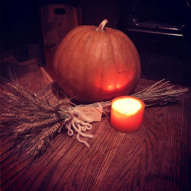 Samhain and AncestorsAltar