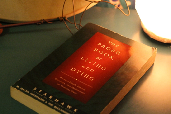 Book Review: The Pagan Book of Living & Dying by Starhawk