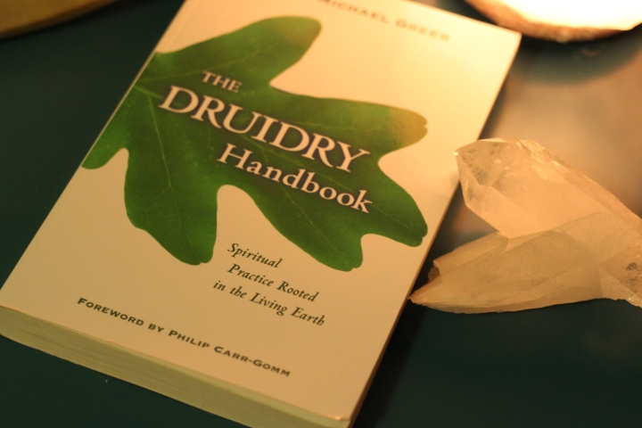 Book Review: The Druidry Handbook by John Michael Greer