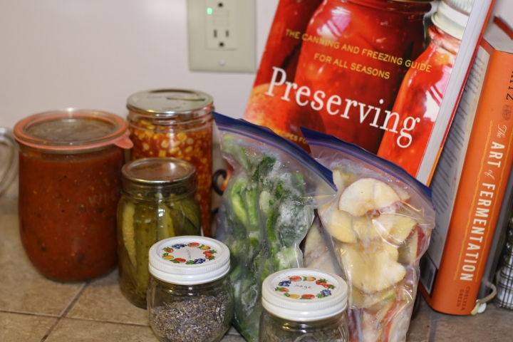 Preserving the Harvest
