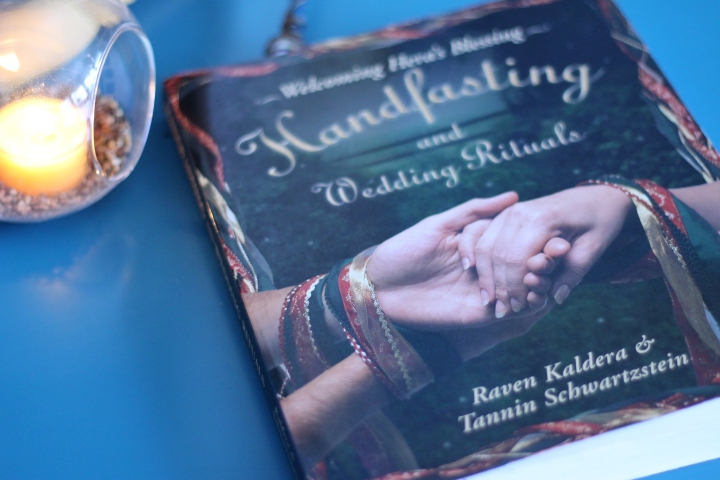 Book Review: Welcoming Hera's Blessing – Handfasting & Wedding Rituals