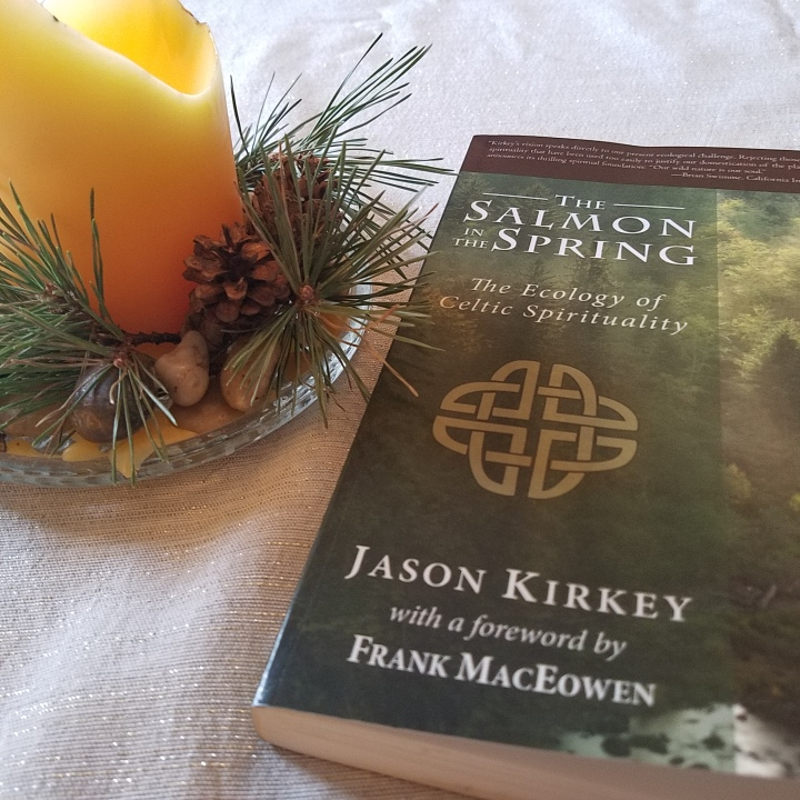 Book Review: The Salmon In the Spring by JasonKirkey