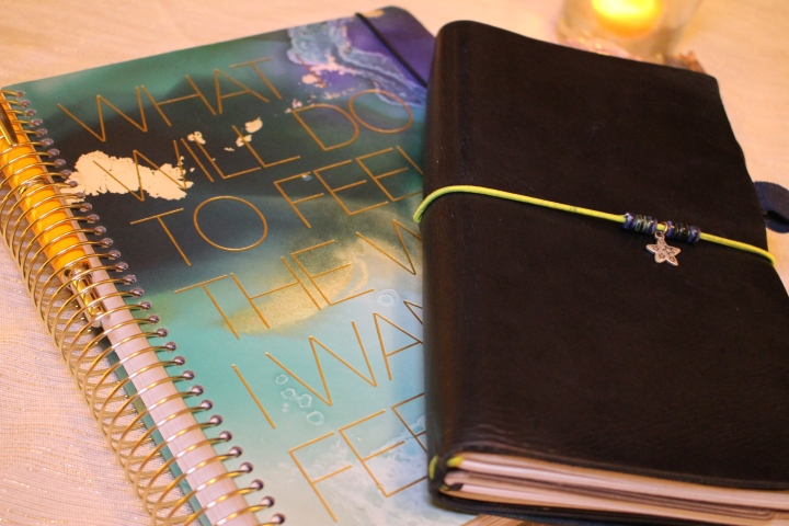 Planning & Journaling for 2018 – All About the Feels