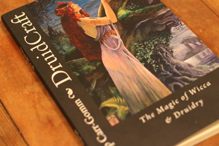 Druidcraft by Philip Carr-Gomm