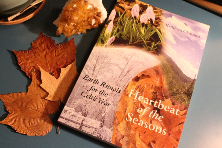 Book Review: Heartbeat of the Seasons – Earth Rituals for the Celtic Year by Kathleen Glennon