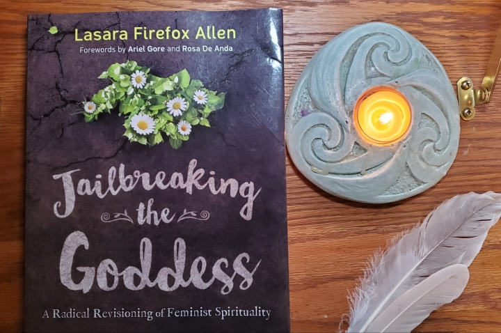 Jailbreaking the Goddess by Lasara Fierfox Allen