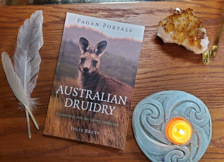 Australian Druidry by JulieBrett