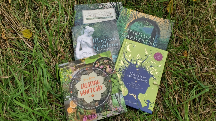 5 Gardening Books for Druids, Witches, and Magicians
