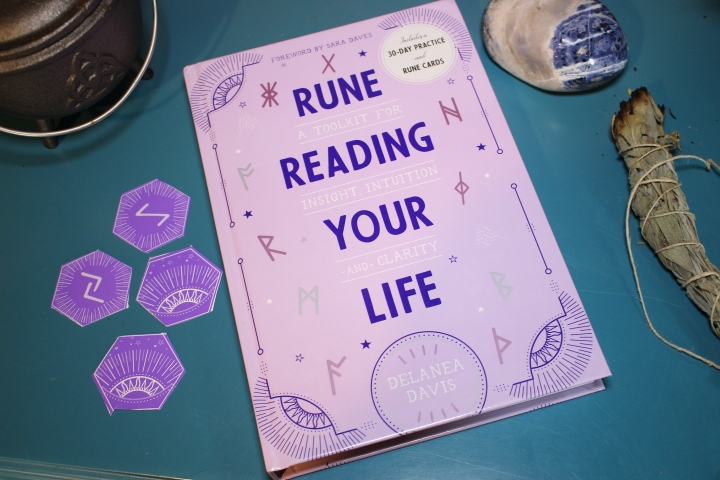 Rune Reading Your Life by Delanea Davis