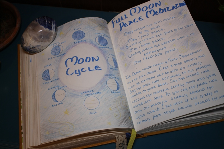 My Book of Awen